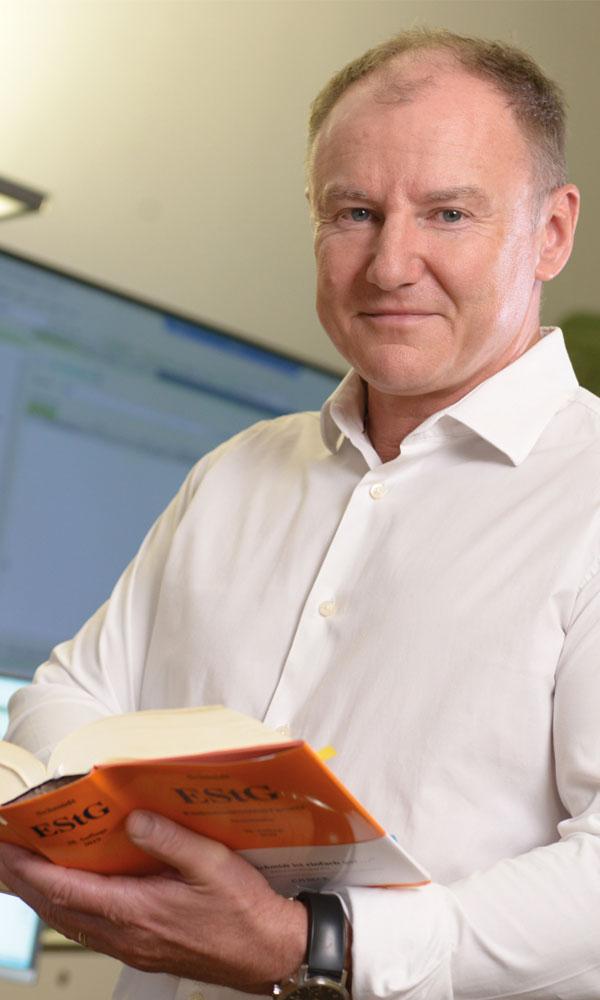 Dirk Rosenbaum ist Steuerberater in Cottbus